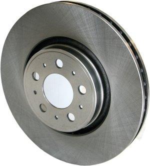 Преден диск Volvo S60 (-2009), S80 (-2006), V70 P26, XC70 (2001-2007) 9475266